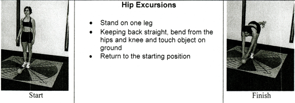 Hip Stretch #1